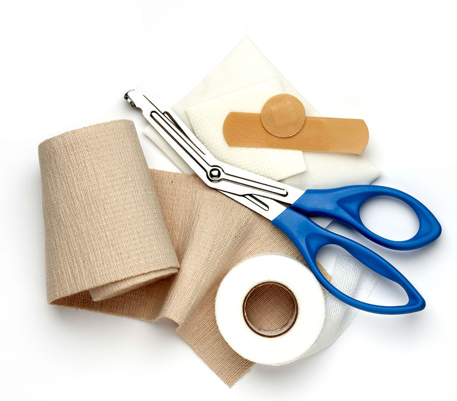 Wound Care / First Aid - Wallace Home Medical Supplies